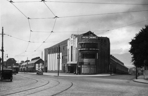 The Strand Cinema Belfast in the 30s