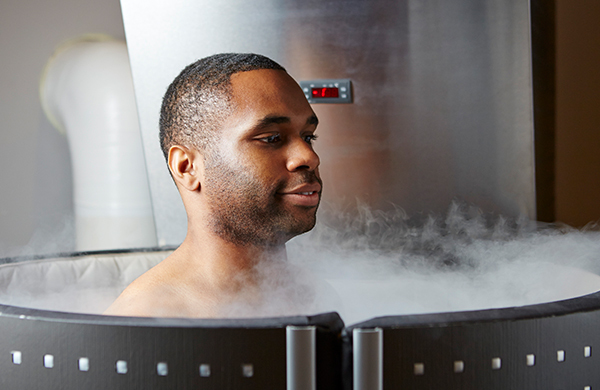 What is Cryotherapy? We Stepped Into -240 Degrees to Learn More