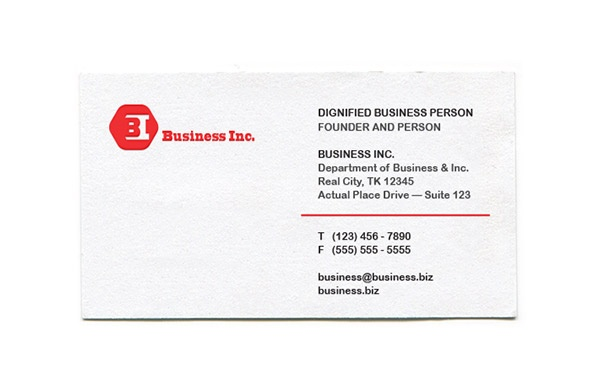Business card ideas from things that dont but should have is it better for you to be all business or a little bit playful humor and whimsy can be charming or they can detract from the seriousness of your job colourmoves Gallery