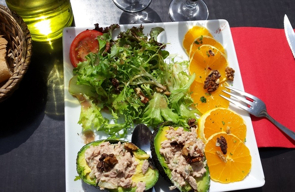 salade lyon l'Opus