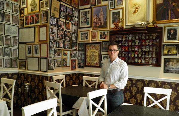 Cocina Tradicional Sevillana en la Casa Ricardo