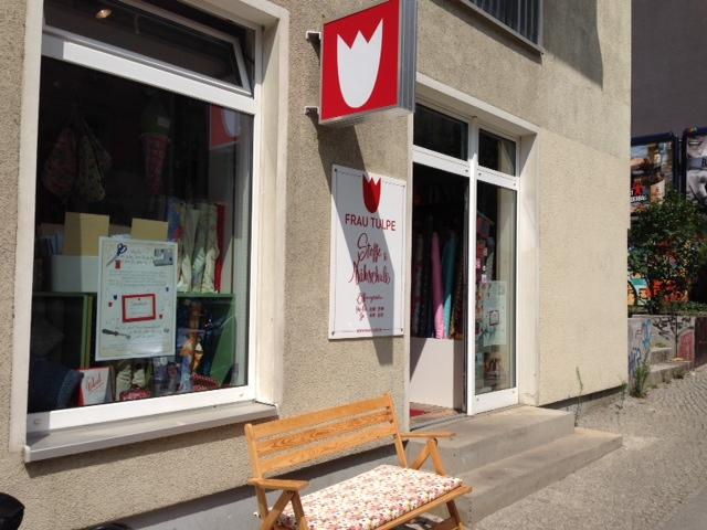 DIY-Laden mit Nähzubehör in Berlin: Das Frau Tulpe