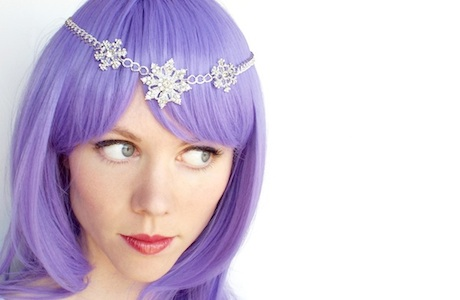 How to Wear a Tiara and Still Look Like a Grownup
