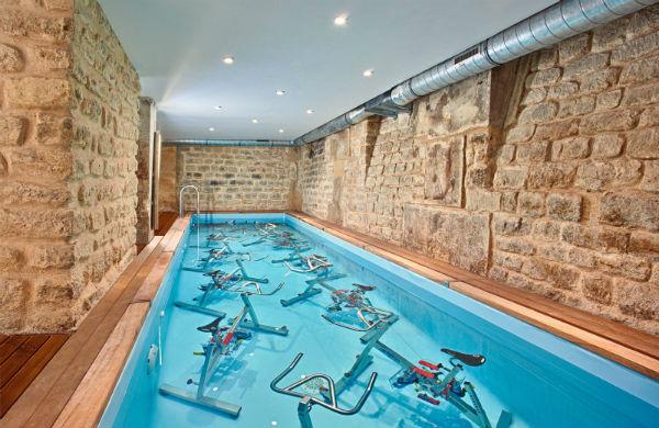 Le top 3 des meilleurs clubs d'aquabike à Paris