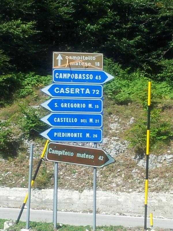 Pasquetta dintorni Napoli