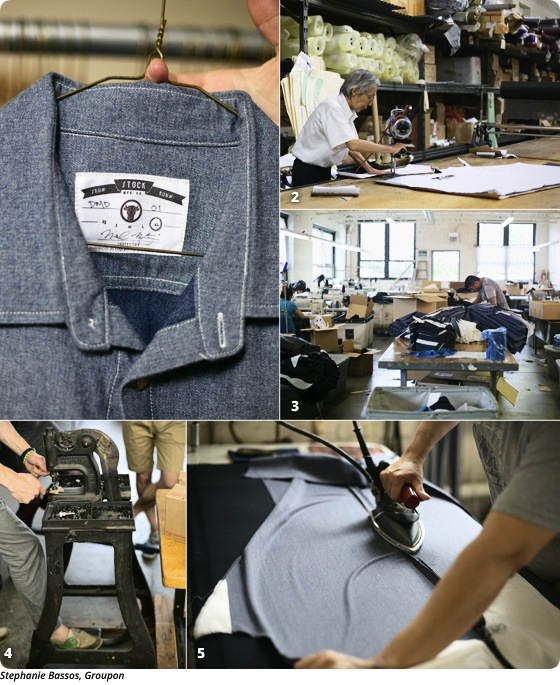Stitched in Chicago: A Journey Through Stock Manufacturing Company