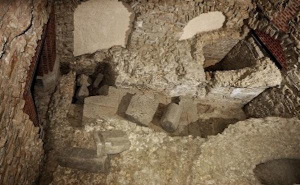 scavi Palazzo Vecchio Firenze
