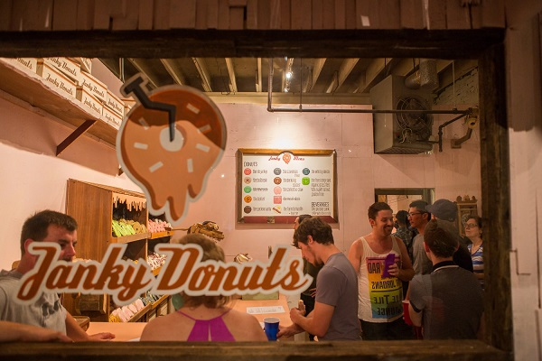 Janky Donuts Facebook