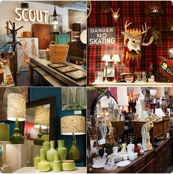 Andersonville's Bounty of Antique Boutiques