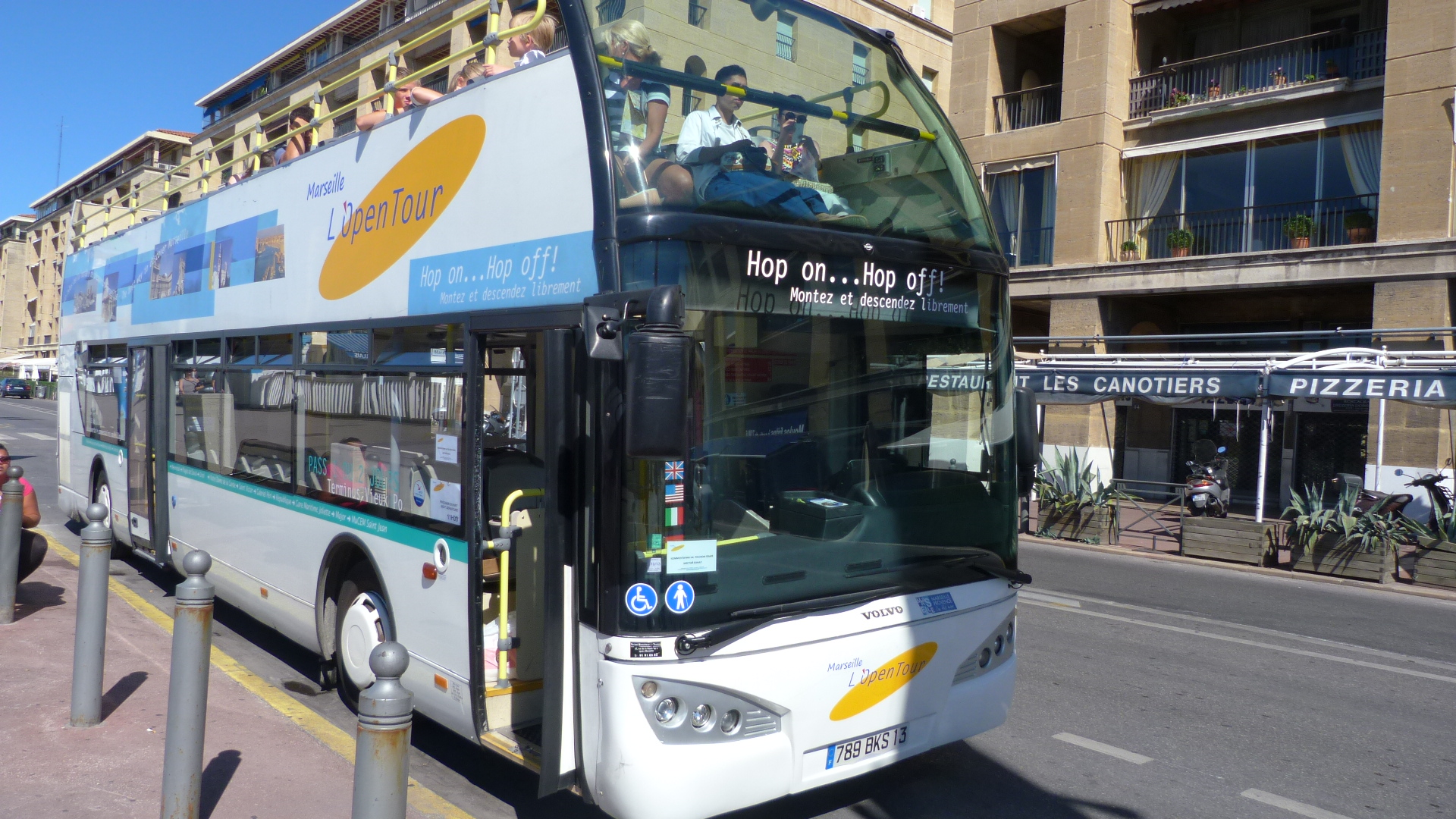 Avec Open Tour, découvrez Marseille en une seule journée !