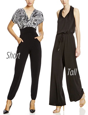 height jumpsuits