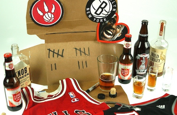 A Drinking Game for Every Series of the NBA Playoffs: Round 1
