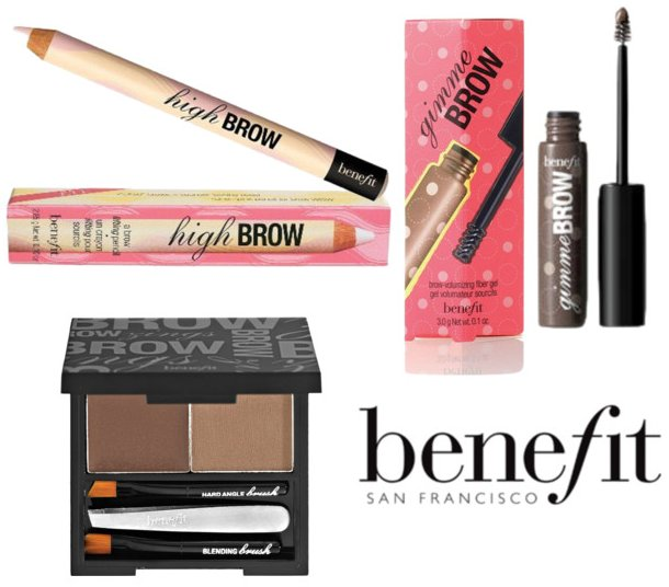Benefit Brow Cosmetics for the Perfect Eyebrows