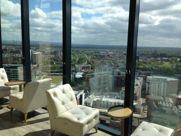 the view at cloud 23 manchester