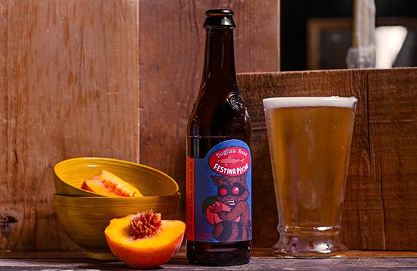 fruit beer Festina Peche 600c390