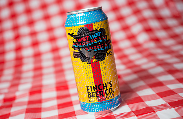 What Finch's Wet Hot American Wheat Has in Common with Paul Rudd