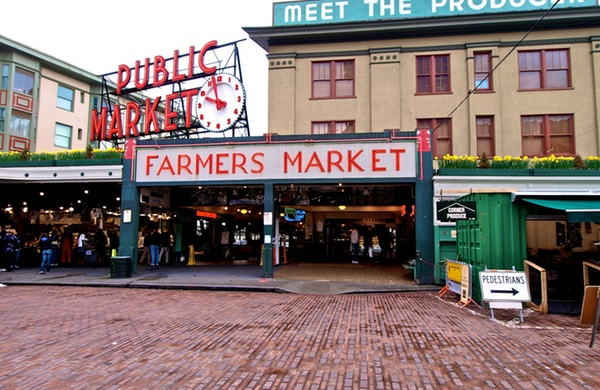 Educational Activities for Summer Vacation Pike Place Market