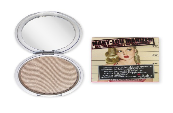 The Balm Mary Lou Manizer Highlighter