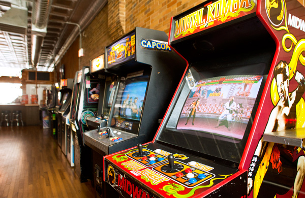Talking High Scores with Emporium Arcade Bar's Reigning Champions