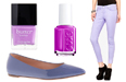 how to wear radiant orchid pantones color of 2014 116c75