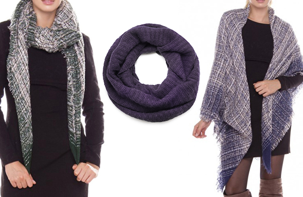 Women's scarf accessories oversized scarf blanket scarf infinity scarf