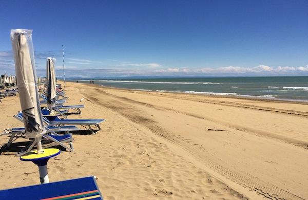 Le migliori spiagge nella zona di Venezia