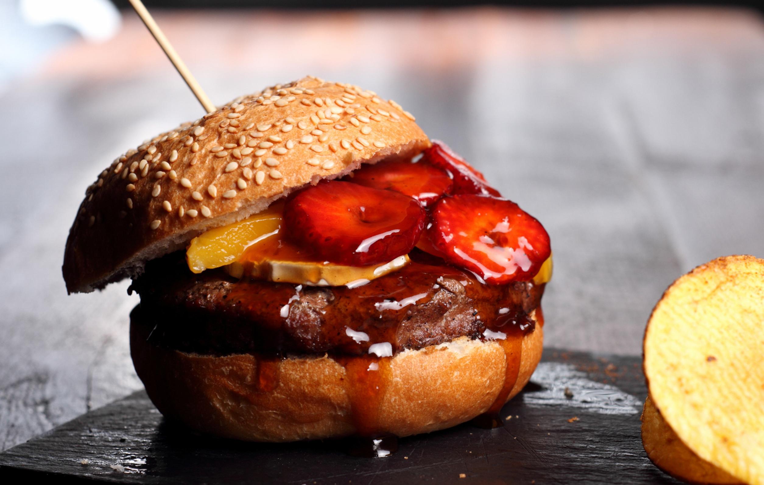 Top 5 mejores hamburguesas en Valencia
