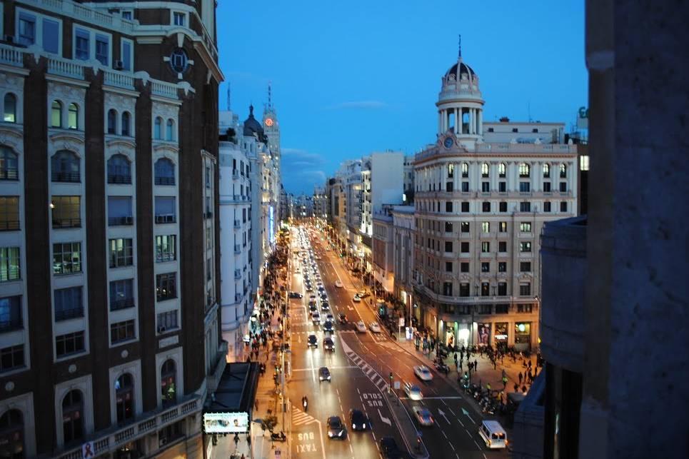 La Gran Via, la calle más representativa de Madrid