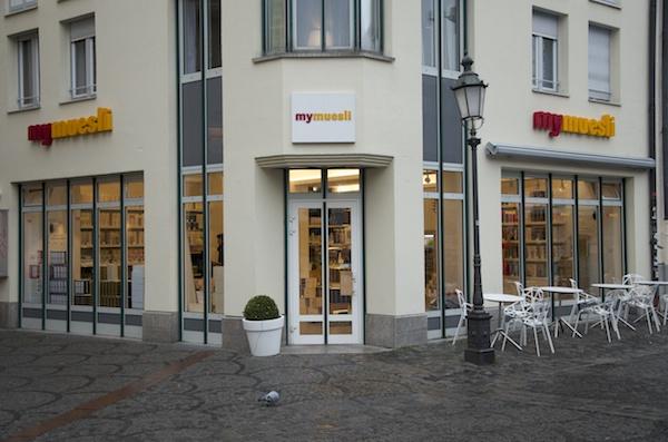 MyMuesli München