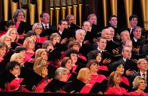Seven Singing Tips from the Mormon Tabernacle Choir