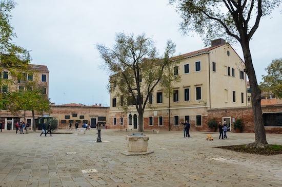 piazza ghetto