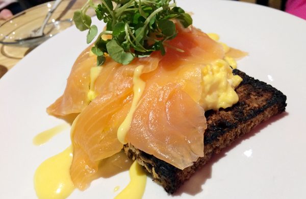 Brunch is King at Hadski's Belfast