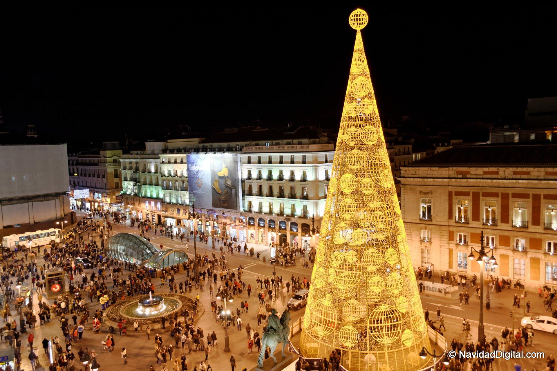 Qué hacer en Madrid con niños en Navidad