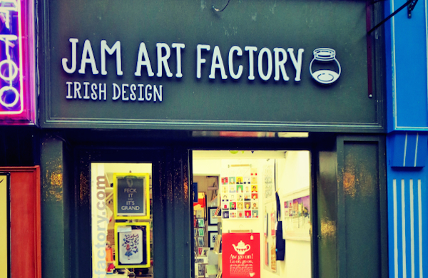 Jam Art Factory Dublin