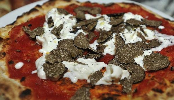 Neromo pizza Firenze