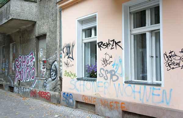 Protest im Neuköllner Schillerkiez