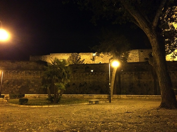 Muraglia Bari