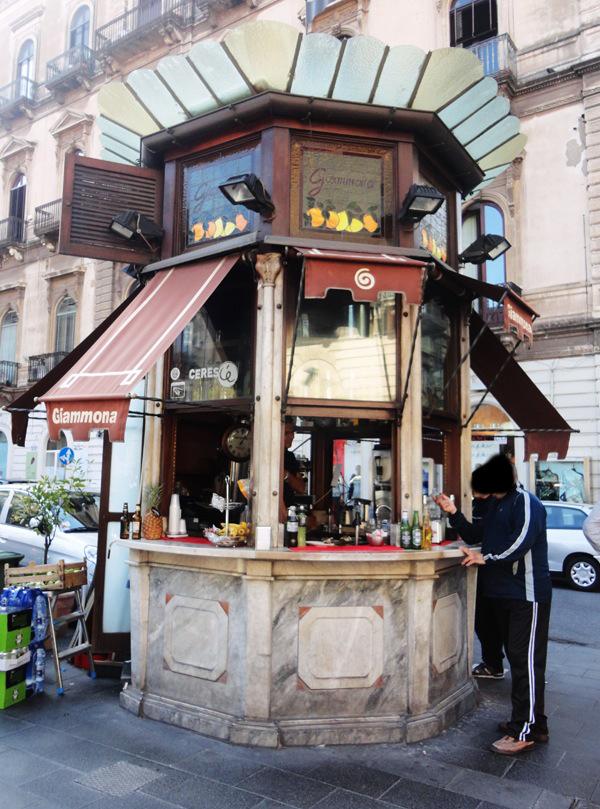 Chioschetto Catania