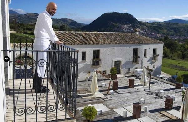 Niko Romito, tre stelle Michelin per un progetto che funziona