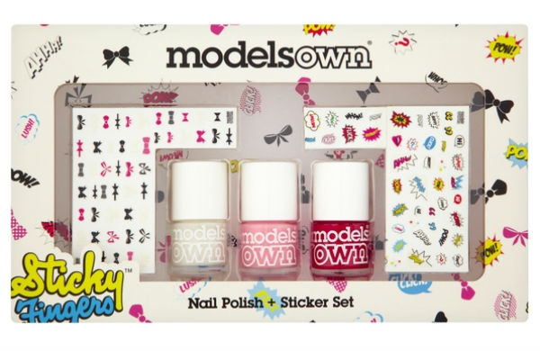 Models Own Sticky Fingers Gift Set