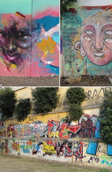 Arte Urbano Grafiti Sevilla