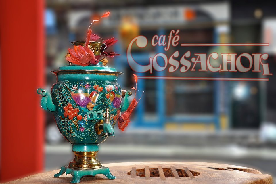 Cafe Cossachock in Glasgow