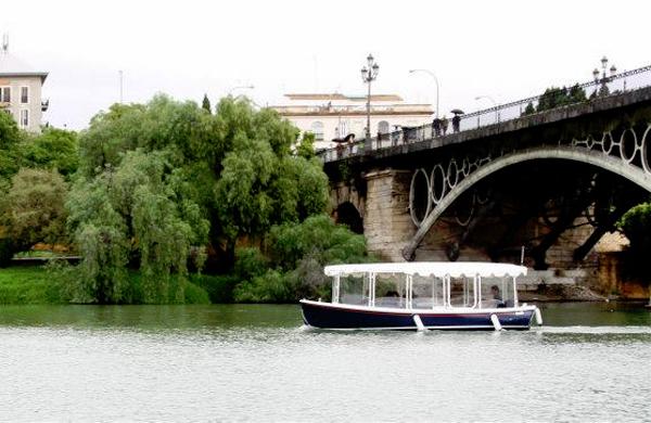 Crucero por el Guadalquivir en Sevilla
