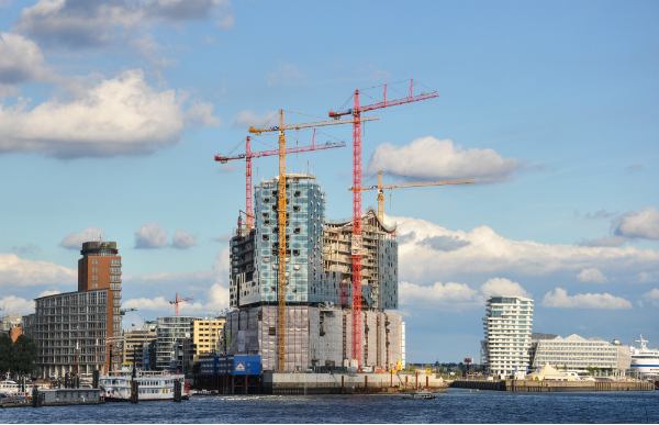 Von der Elbphilharmonie bis zum Dockland: moderne Architektur in Hamburg