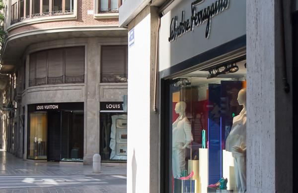 Salir de compras por Valencia: la zona de las marcas de lujo