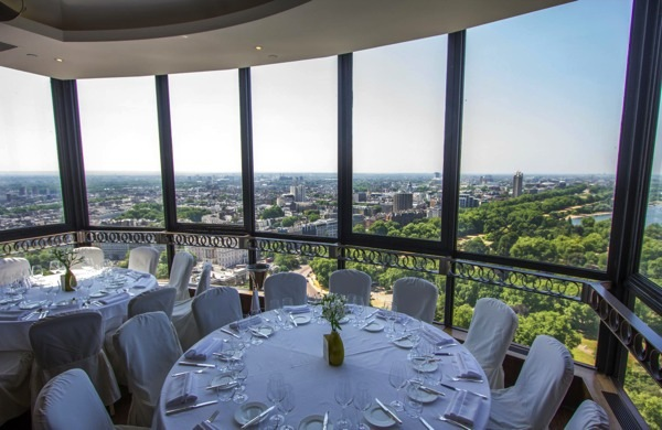 Restaurants In London With City View That Are Affordable