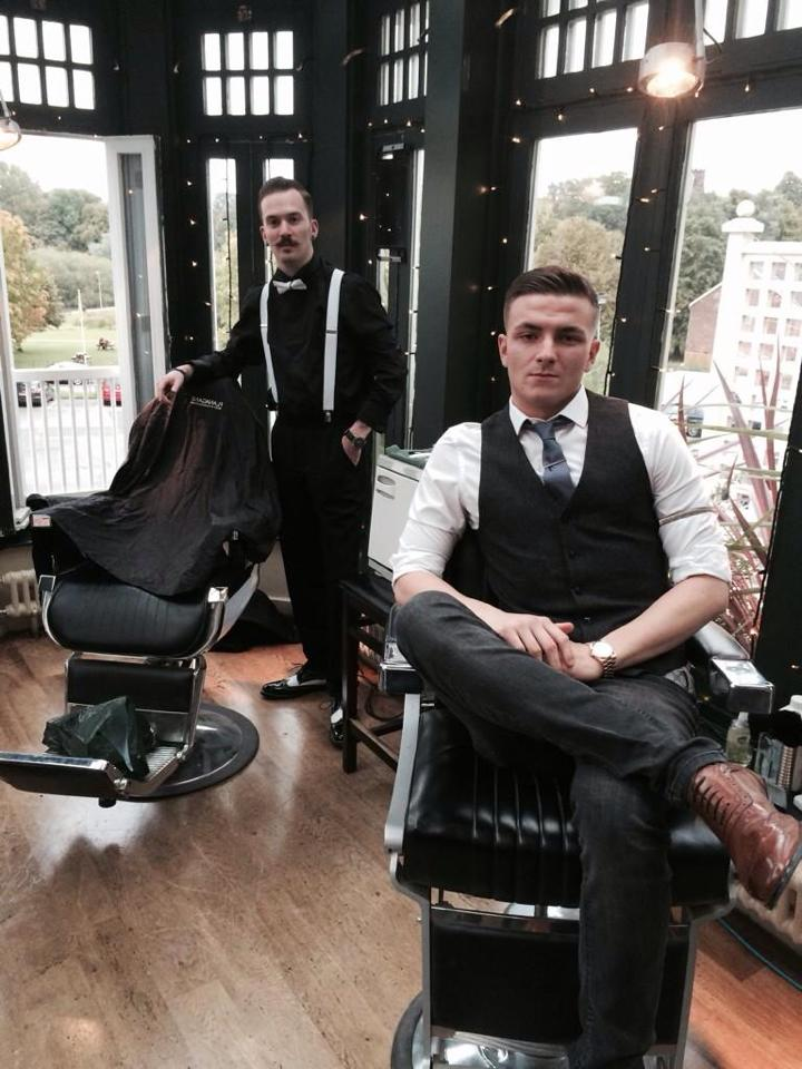 manchester barbers