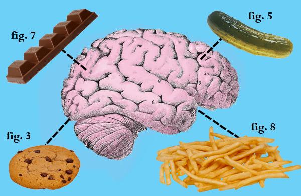 Food Cravings, Diagnosed