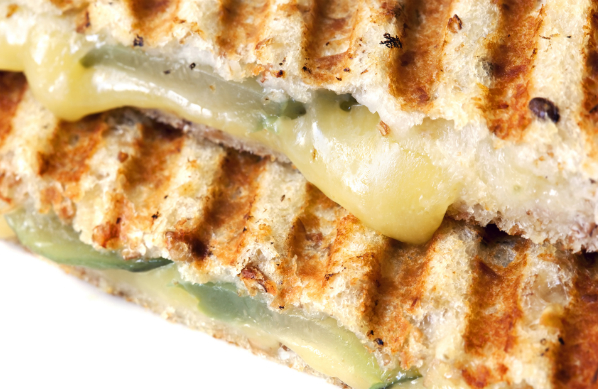 London's Top 5 Toasted Cheese Sandwiches