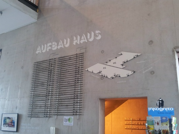 Aufbauhaus Berlin
